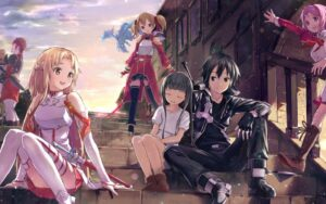 Sword Art Online: The Best Game-Related Anime
