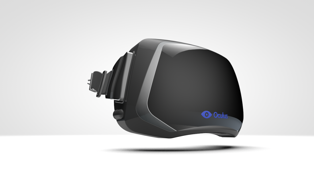 oculus rift – virtual reality