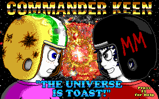 Keen The Universe is Toast