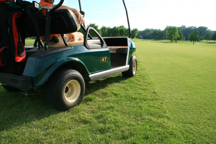 How to Drive a Golf Ball Far