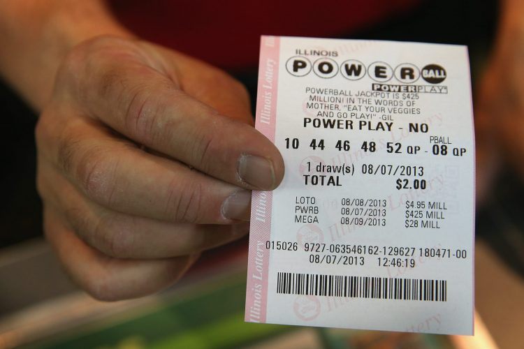 Powerball Lucky Numbers Tomorrow
