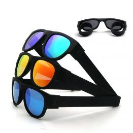 Wrapping Sunglasses