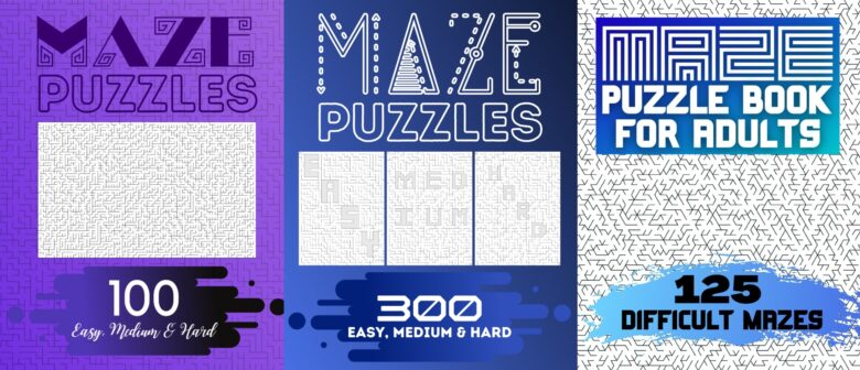 Best Difficult Maze Puzzles for Adults