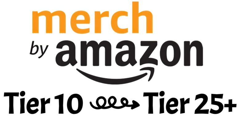 5 Ways to Get Out of Amazon Merch Tier 10